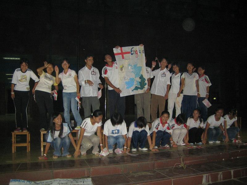 2006 07 27 Thu - Class England @ Er Gao