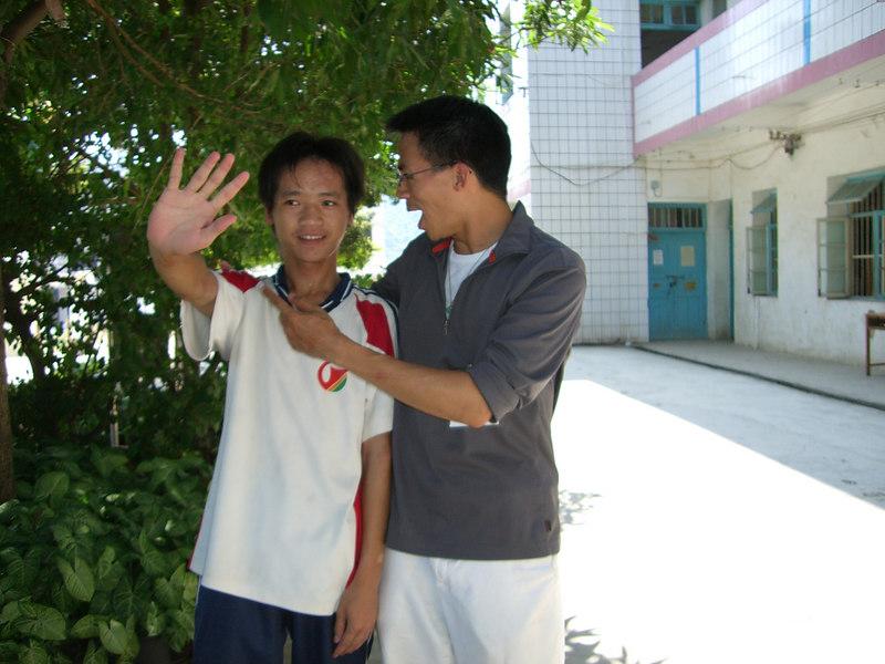 2006 07 24 Mon - Paul & Ben Yu 1