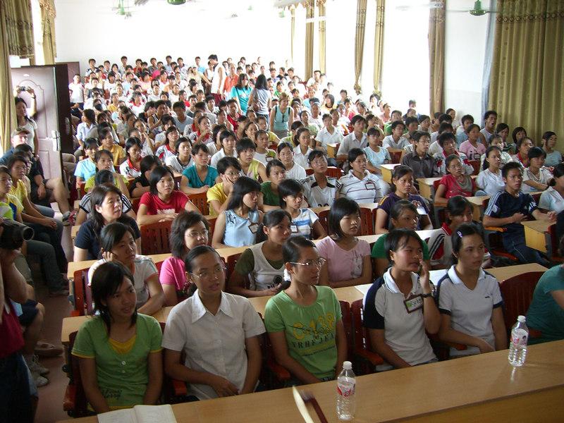 2006 07 23 Sun - Er Gao Sunday Cultural Service 1