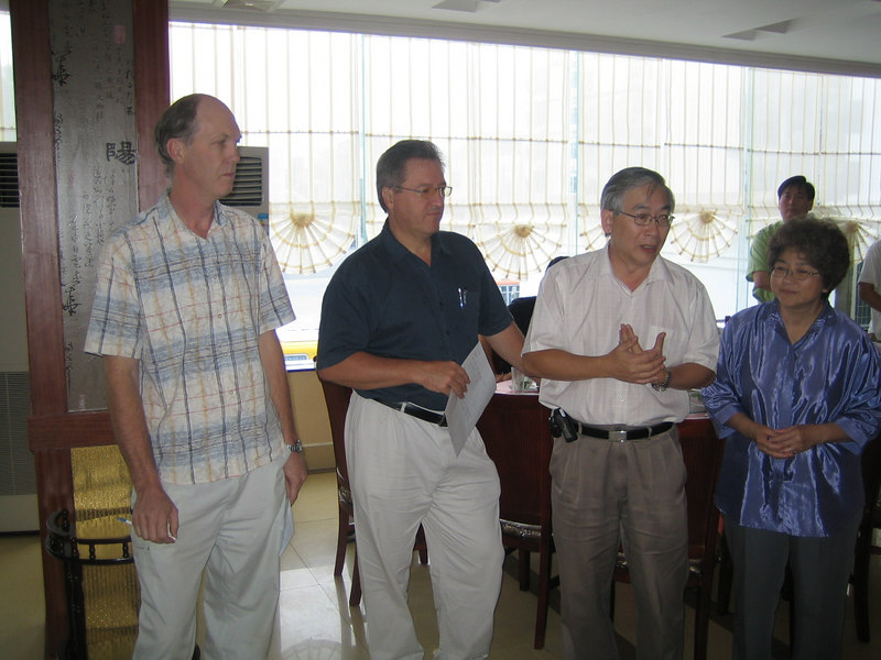 2006 07 28 Fri - Powerhouse of Phil Arnold, Phil Cogger, Alfred & Alsie Ng