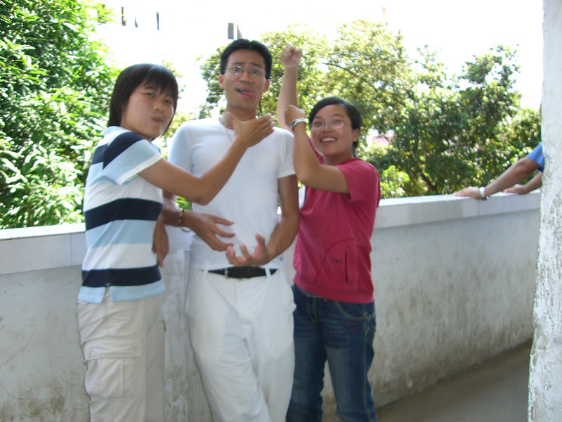 2006 07 24 Mon - Dianna, Ben Yu, & Angela