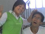 2006 08 06 Sun - Mary & Ben Yu 2