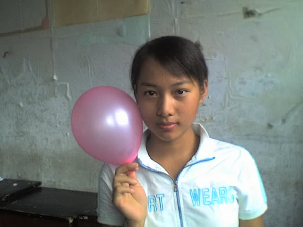 2006 08 08 Tue - Last class hangout - Angin & balloon