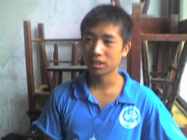 2006 08 08 Tue - Last class hangout - James