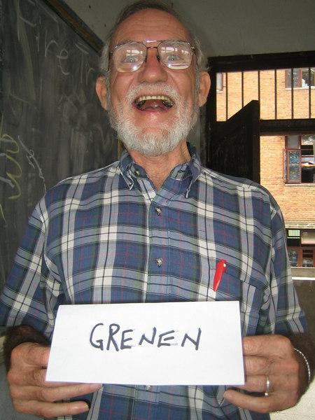 2006 08 02 Wed - Profile pic - Teacher Grenen