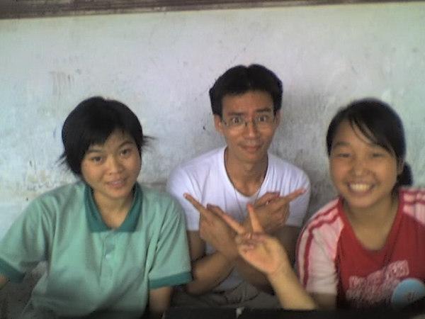 2006 08 06 Sun - Elena, Ben Yu, & Iris 2