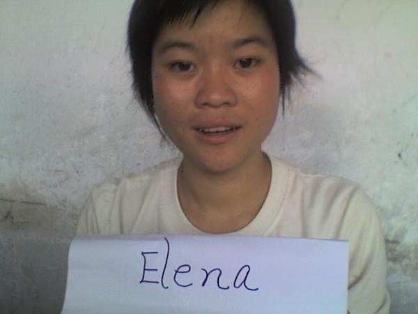 2006 08 08 Tue - Last class hangout - Elena 2