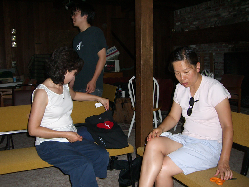 2006 07 08 Sat - Eunmee Choi & Junghae Scott 1
