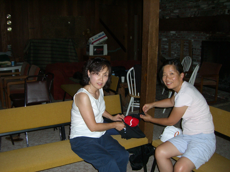 2006 07 08 Sat - Eunmee Choi & Junghae Scott 2