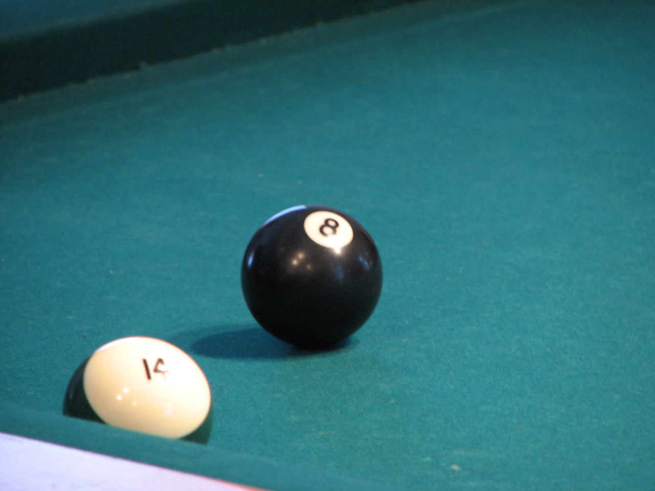 2006 12 20 Wed - Behind the 8 ball