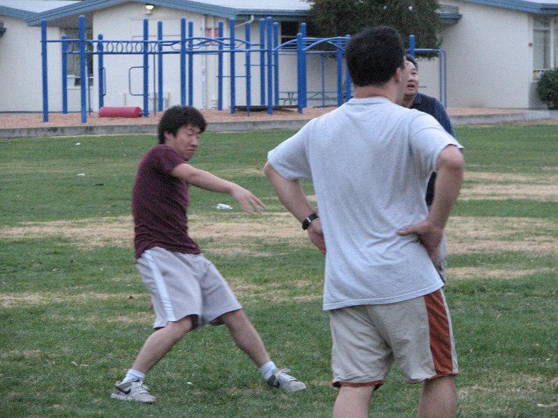 2006 12 31 Sun - Junghan Kim passing 3