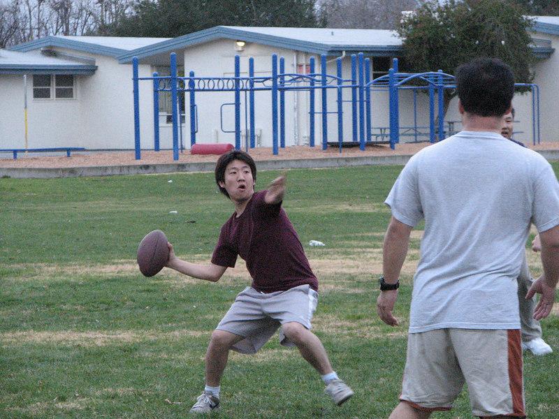 2006 12 31 Sun - Junghan Kim passing 2