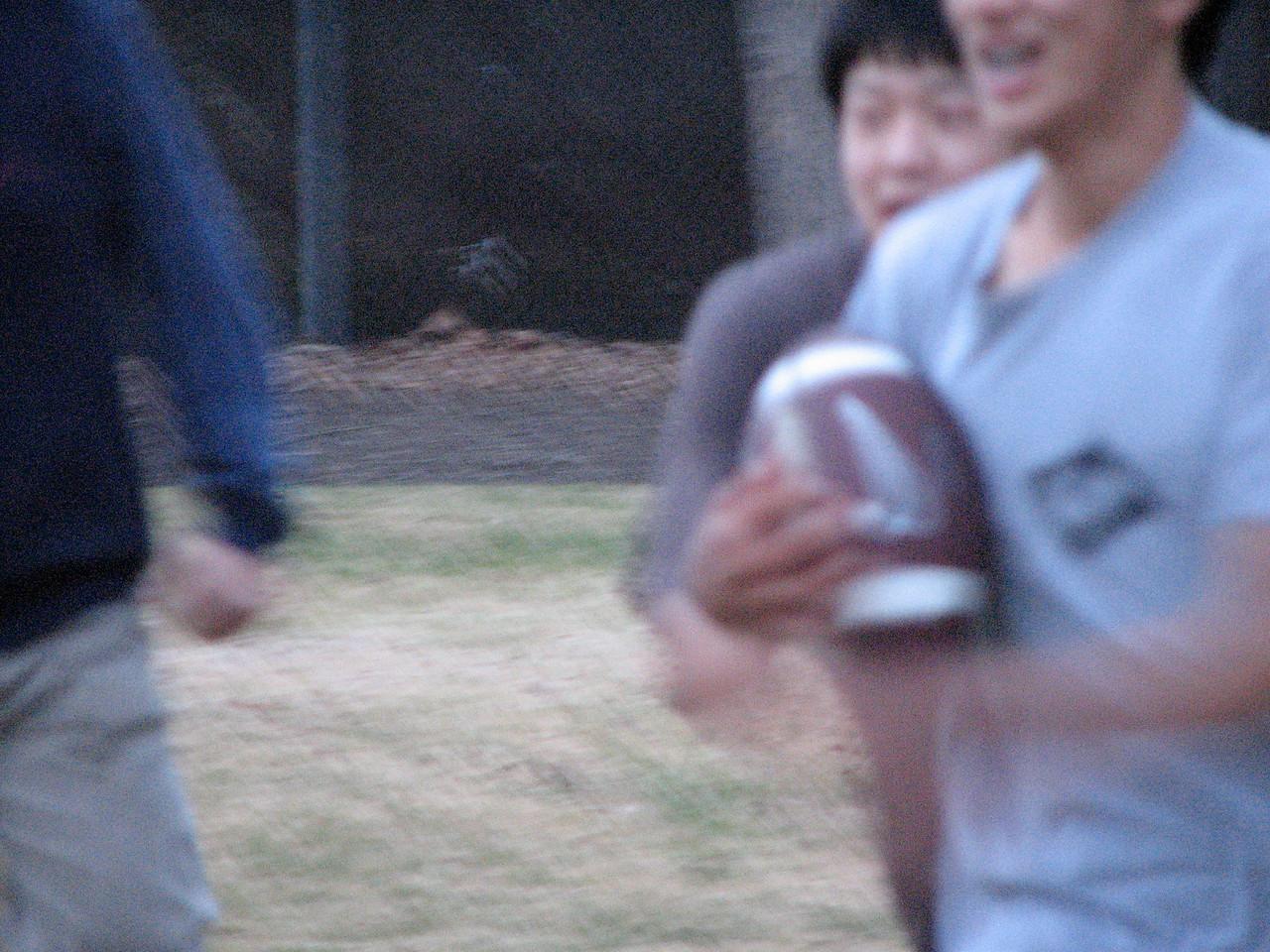 2006 12 31 Sun - QB rush
