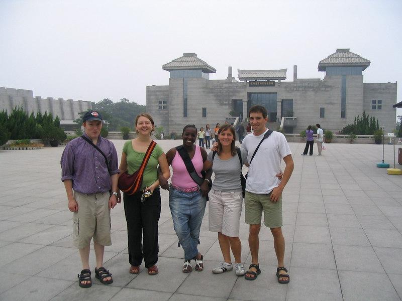2006.08.22 Tue - Roland, Evelin, dunno, Anne & Jochen Kurrle @ Thailand.jpg