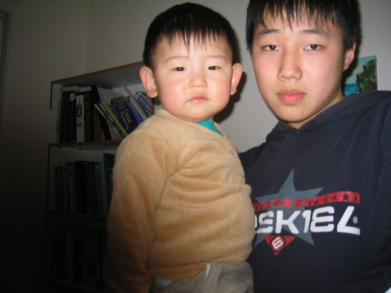 2005 02 18 Friday - Big Daddy Mark