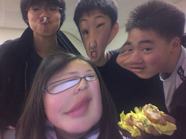 2006 03 10 Fri - Jeremy, Jay, Philip Lee, Angela Hsu 1