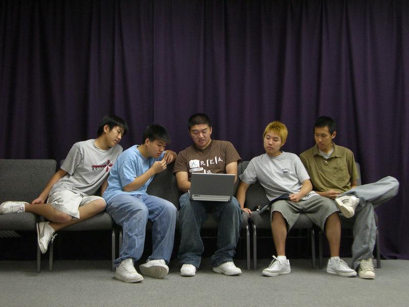 2006 06 25 Sun - Paul Kang, Isaac Choi, Dan Tung, Mark Choi, & Doug Kang 2