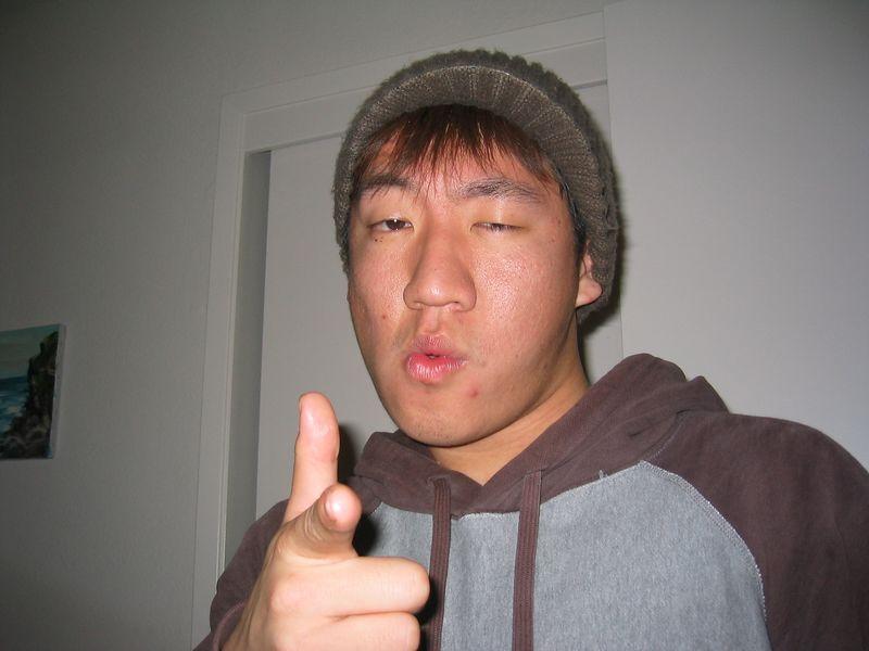 2005 02 18 Friday - Junghan draws