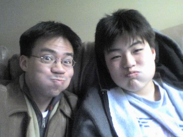 2006 04 02 Sun - Mark & Isaac Choi, Soyeon Park, Shinae Kim, & Ben Yu @ Coffee Society 3