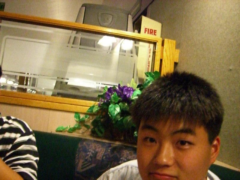 2006 06 27 Tue - Isaac Choi @ Denny's
