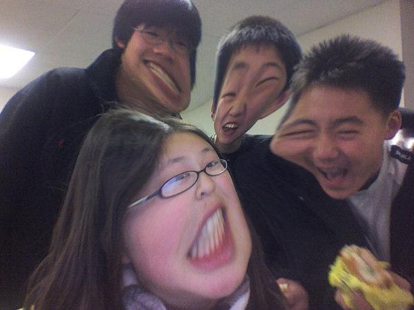 2006 03 10 Fri - Jeremy, Jay, Philip Lee, Angela Hsu 2