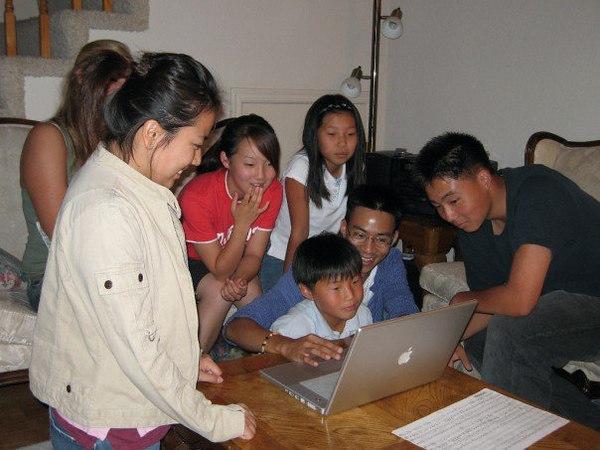 2006 08 23 Wed - CCSV & Loni James @ The Kang's 2