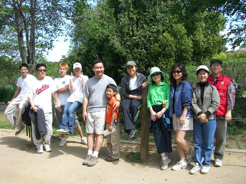 2006 04 29 Sat - CCSV hike - End of hike group pic 2