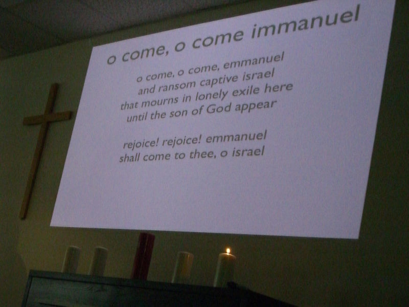 2005 11 27 Sun - 1st Sunday of Advent 7
