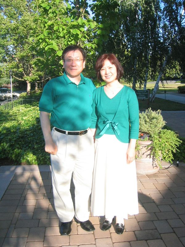 2005 - Baxon & Sunny Kim