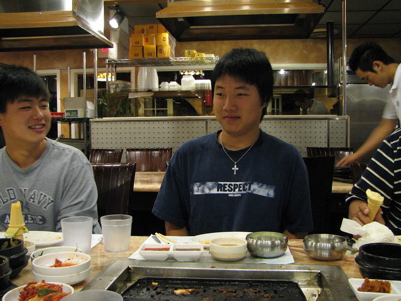 2006 09 15 Fri - Goofballs Isaac & Mark Choi 2