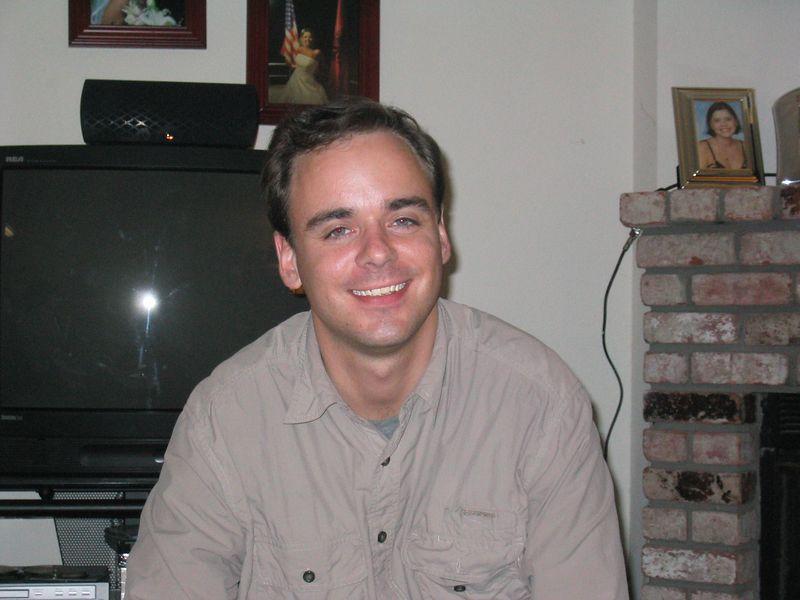2005 02 02 Wednesday - Ben Hoomes