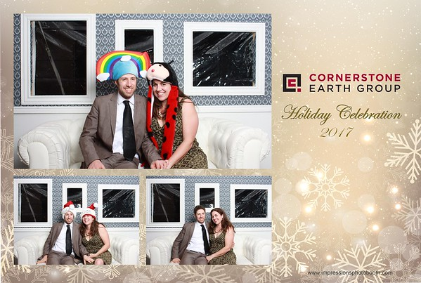 Cornerstone Earth Group Holiday Party 12.09.17