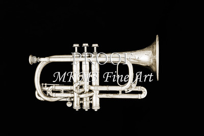 Monochrome Antique Cornet 211.2064