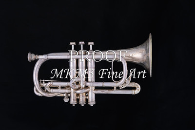 Sheppards Crook Cornet in Color 111.2064