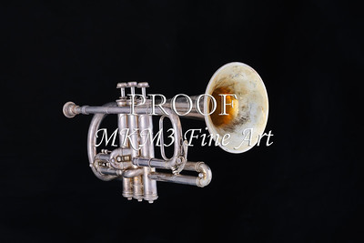 Sheppards Crook Cornet in Color 112.2064