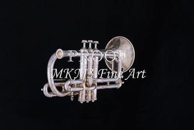 Sheppards Crook Cornet in Color 110.2064