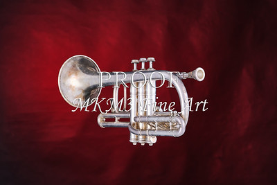 Sheppards Crook Cornet in Color 114.2064