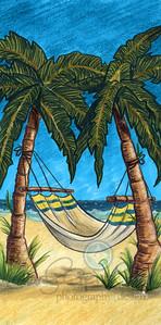 Beach Hammock 2