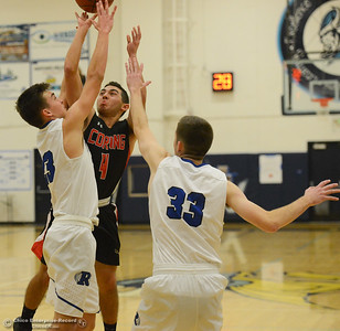 Corning High plays Rocklin High in the annual McDonald's Winter Classic Saturday December 9, 2017 at Pleasant Valley in Chico, California. (Emily Bertolino -- Enterprise-Record