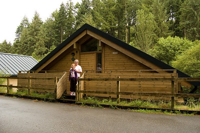 Mum, Sam & The Cabin (1)