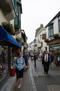 East Looe High Street