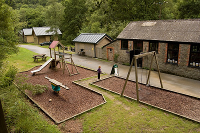 PlaygroundThe kiddies playground and activity centre