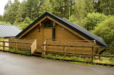 The CabinWe booked into one of the 6 sleeper Silver Birch cabins. We didn't need the space, but wanted the hot tub.