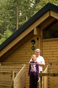 Mum, Sam & The Cabin (2)