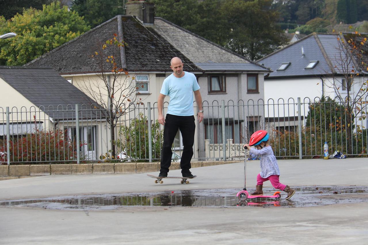 Truro skate park