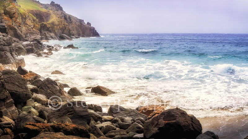 Rocks & Ocean