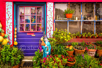 Colourful Shop