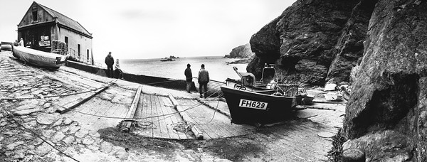 Cornish Fishing Boats