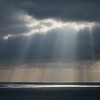 Crepuscular Rays and Specular Highlights at Lands End