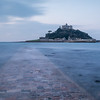 Incoming Tide At At Michaels Mount - 4